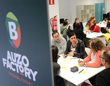 Oficinas Auzo Factory de Bilbao