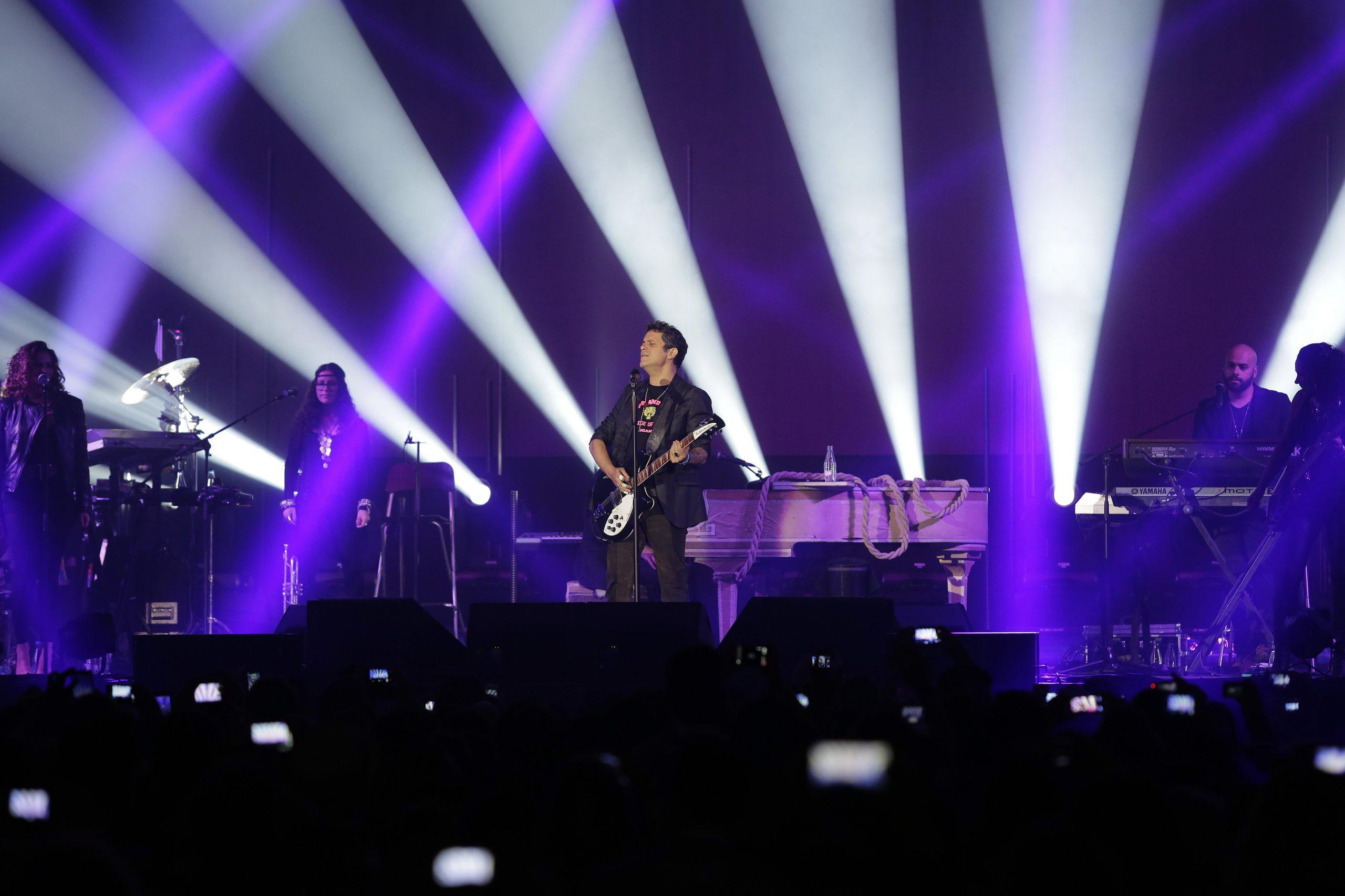 Bilbao Arena. Conciertos